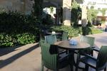 Пластмасова маса за басейн за кафене