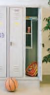 Метален гардероб Sum S 320 за малки деца