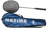 Ракета за бадминтон MAXIMA графит (carbon) в калъф