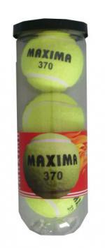 Топки за тенис на корт MAXIMA 3 броя в кутия
