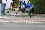 изграждане по поръчка на подови настилки от шлафан бетон