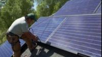 Монтаж на соларни панели