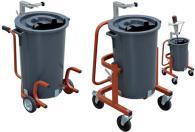 Машина за смесване на течни материали