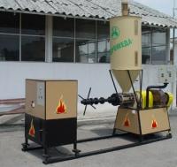 Машина за пелети и еко брикети - 240 kg/h-