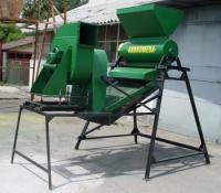 Машини за лющене на слънчоглед -