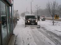 Снегорин за джип или автомобил -