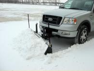 Гребло за сняг за автомобил -