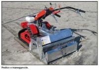 Машини за почистване на плажове тип Гребен