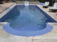 Бетонен басейн