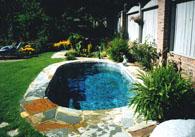 Външен басейн 259-2325