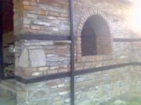 Изграждане на каменни стени по поръчка