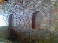 Изграждане на каменни облицовка