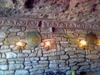Изграждане на декоративни каменни стени