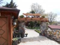 Изграждане на каменен вход