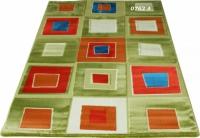 Машинни килими в ярки тонове 150х233см