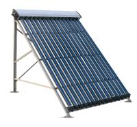 Вакуумен слънчев колектор с технология Heat Pipe