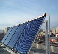 Слънчев колектор Heat Pipe Модел HSC 18