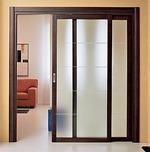 Parallel-Schiebe-Tür