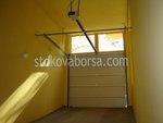 uși de garaj secționale automate