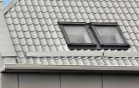 Бели керемиди за покриви