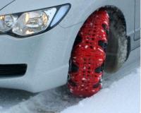 Пластични вериги за сняг за кола