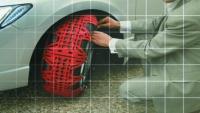 Палети за гуми за кола
