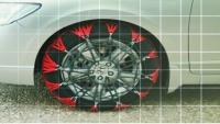 Палети за гуми за сняг