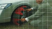 Пластични вериги за гуми