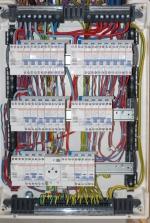 изработка на електрически табла