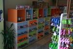 произвеждаме стелажи за детски обувки