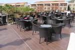 Лукс маси и столове ратан за ресторанти