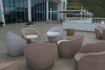 Ратанови мебели за кафенета