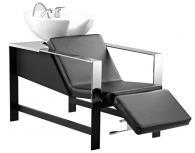 Фризьорски стол-мивка