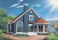 Дървени Сглобяеми къщи   134 кв.м
