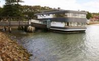 Къщи плаващи във вода