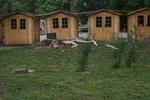 сглобяема дървена къща до 9кв.м