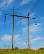 метални електрически стълбове 14187-3172