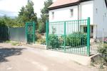 дворни метални врати по поръчка