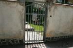 дворна метална врата