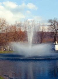 Аератори за големи водни огледала