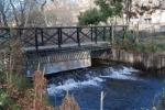 мост метален 202-3253