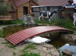градински мост по поръчка 589-3253