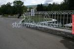 изработка на парапети за мостове от ковано желязо