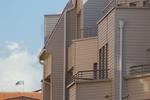 поставяне на сайдинг облицовка за жилищна кооперация