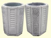 Бетонни кошчета за отпадъци