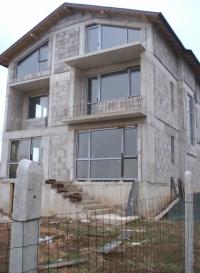 Сграда полистирол бетон