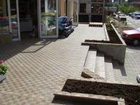 Стълби мрамор от бетон