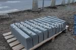 бордюри за улици от бетон