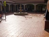 Настилка за под мрамор от бетон