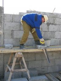 Полистирол бетонни блокове